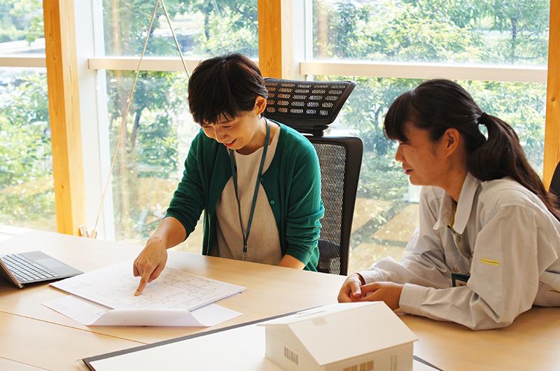 武石範江   岩国市で新築一戸建てならネストハウス